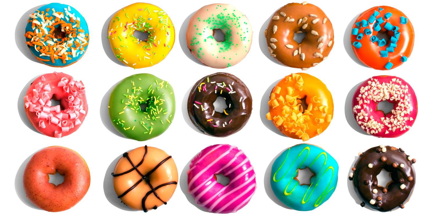 the donut trend in fashion food what s trending by kendall futch 09 14 ...: http://www.caciquetribe.com/the-donut-trend/