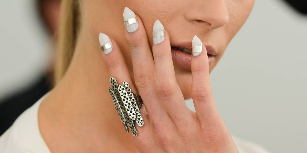 2015 Holiday Nail Trends