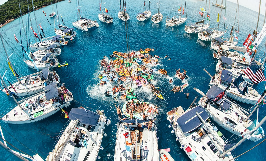 Beginners Guide To Yacht Week Croatia