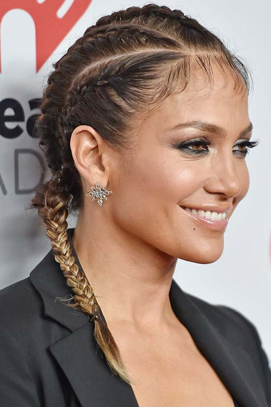Summer Hairstyle Inspo The Boxer Braids Knockout