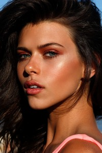 Sunkissed Eyeshadow Summer Make Up
